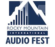 Rocky Mountain Audio Fest logo